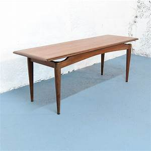 Table Basse Vintage Scandinave : table basse scandinave rectangulaire vintage monsieur joseph ~ Teatrodelosmanantiales.com Idées de Décoration