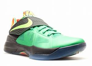 "Zoom Kd 4 ""weatherman"" - Nike - 473679 303 - lush green ..."
