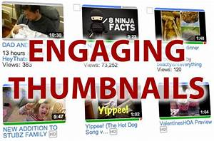 How-To Make YouTube Thumbnails That Drive Video Views ...