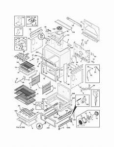 Electrolux Electric Range Parts