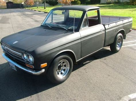 1971 Datsun Truck by 1971 Datsun 521 If I Were A Boy