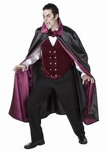 Halloween Kostüm Vampir : mens deluxe vampire costume ~ Lizthompson.info Haus und Dekorationen