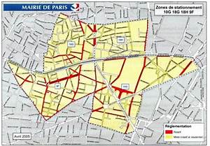 Carte Stationnement Paris : les zones de stationnement r sidentiel autour du carrefour barb s action barb s ~ Maxctalentgroup.com Avis de Voitures