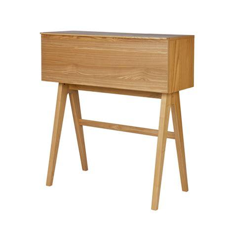 bureau a bureau secrétaire en bois open up drawer