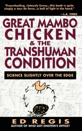 great mambo chicken   transhuman condition science