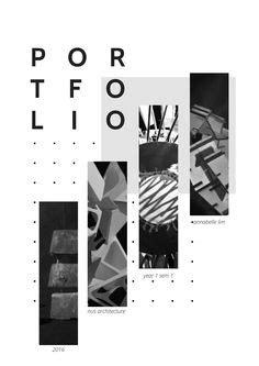 portfolio coverpage images portfolio design