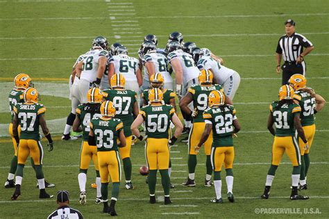 packerville usa seahawks  packers