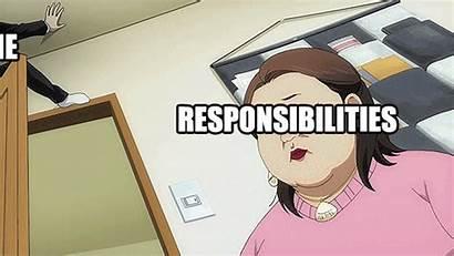Memes Dank Random Meme Cartoon Responsibilities Ie