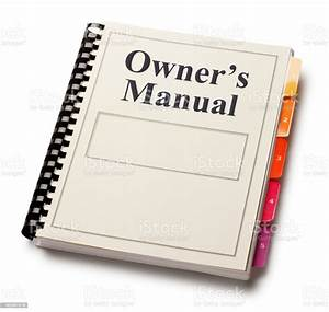 Owners Manual Stock Photo - Download Image Now