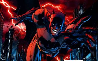 Batman Dc Cartoon Jim Lee Robin Wallpapers