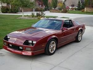 1988 Chevrolet Camaro - Information And Photos