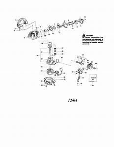 Weed Eater Blower Parts Diagram