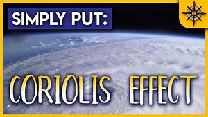 The Coriolis Effect Explained
