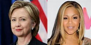 Erica Campbell Interviews Hillary Clinton on her Radio ...