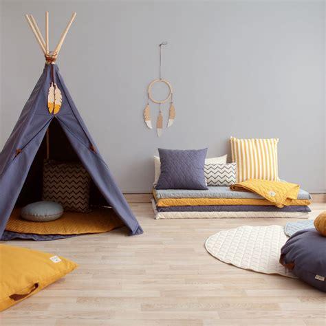 Tipi Kinderzimmer Dekorieren by Matratze Monaco Hellblau In 2019 детская Kinder Tipi