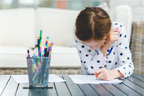 Six Ways To Make Homework Less Painful For Students Time