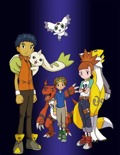 Digimon Tamers/#390775   Digimon, Digimon wallpaper ...
