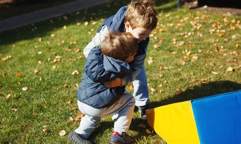 rough  tumble play partnerships  early learners