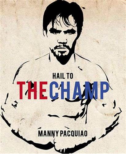 Pacquiao Manny Pacman Champ Graphic Designrshub