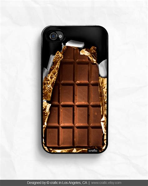 chocolate iphone chocolate bar iphone 6 iphone 6s plus iphone 5s by crafic