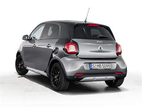 Smart : Smart Fortwo Cabrio Brabus Edition #2 And Forfour
