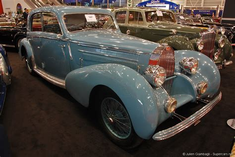 160bhp @ 5000rpmmated to a 4 speed manual transmission. 1938 Bugatti Type 57 Galibier Gallery   Gallery   SuperCars.net