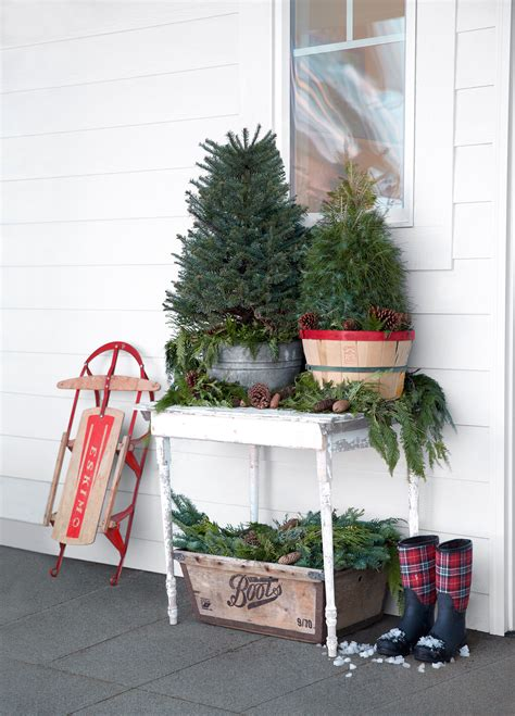 outdoor christmas decorations ideas  christmas
