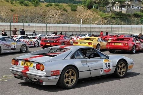 Historic Rally & Classic Race Cars Spa Race Festival 2012