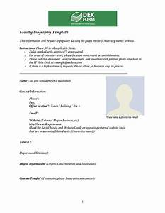Sample Rental Application Word Biography Template Download Free Documents For Pdf Word