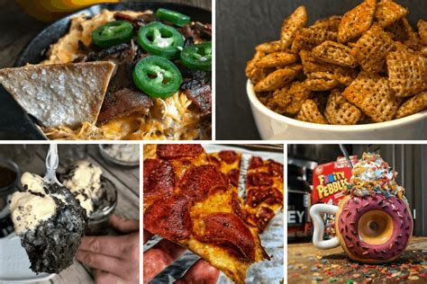 You have our permission to carry on snacking… protein also has a higher thermic effect than carbs and fat which means that our bodes require vegetables and salad are low in calories but contain plenty of minerals and vitamins so you can. 10 High Volume Snacks Under 300 Calories: Dips, Pizza, & Even Brownies