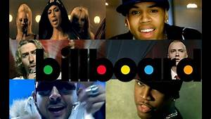 Billboard Hot 100 Top 100 Songs Of Year End 2006 Youtube