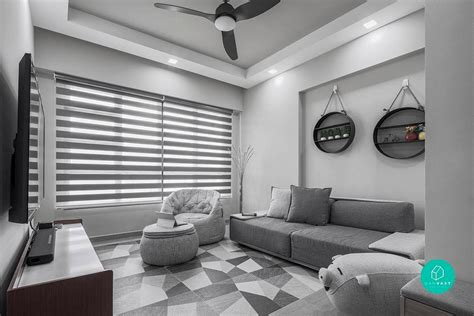 Grey Living Room Hdb by These Stylish Homes Show Exactly Why Grey Is Great Qanvast