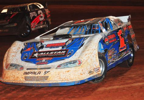 dirt late models whyte racing