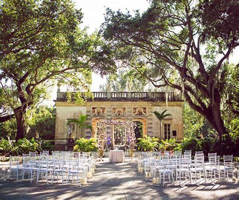lavish miami bayside wedding