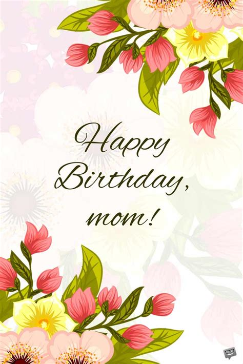 We did not find results for: Happy Birthday, Mom!   Birthday Greetings for Mother