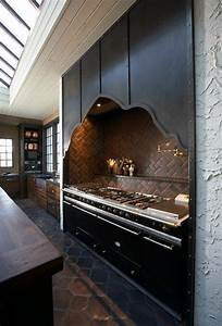 20, Refined, Gothic, Kitchen, And, Dining, Room, Designs