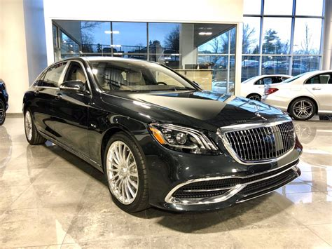 A history of making history. Stock#: C20351 New 2020 Mercedes-Benz S-Class Maybach S 650 Sedan in West Chester