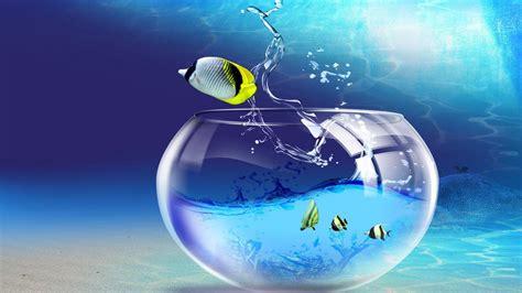 Desktop Fish Tank 3d Live Wallpaper Dowload