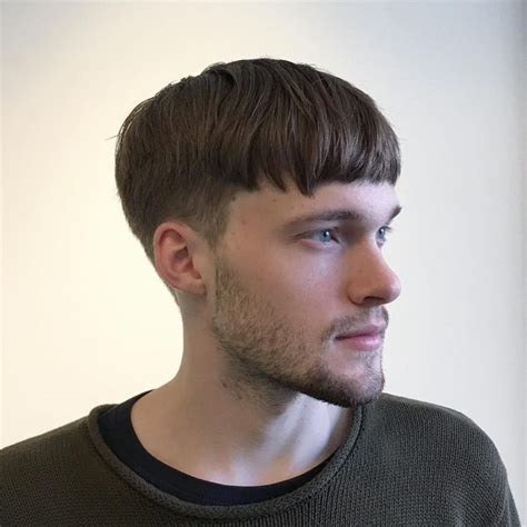 50 Stunning Bowl Cut Designs   For Stylish Men (2018)