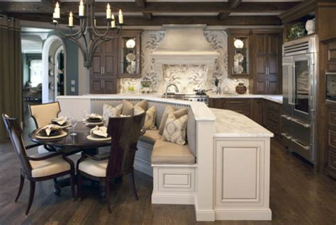 Kitchen Island Booth Seating by Kitchen Island With Booth Seating House Furniture