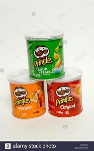 Pringles brands of potato wheat-based stackable snack ...