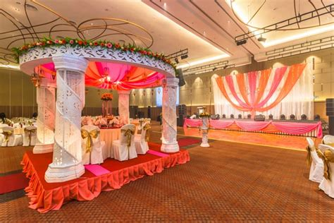 wedding celebration package setia city convention centre