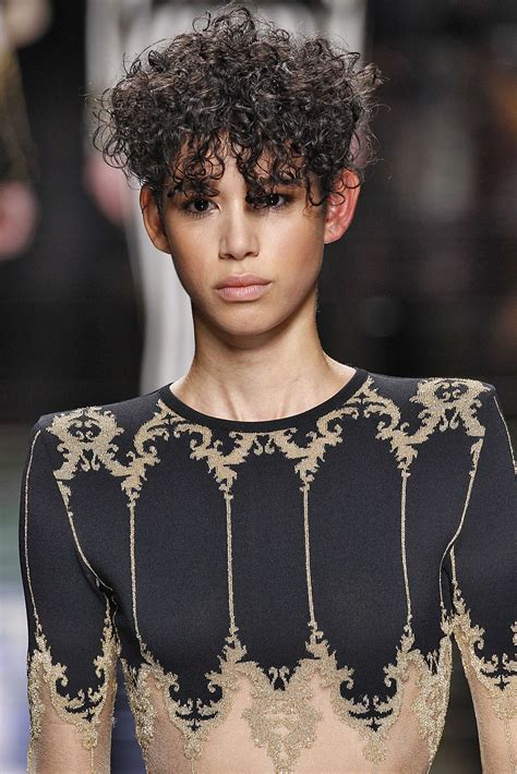 edgy hairstyles for curly hair fade haircut