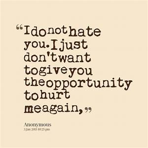 I Hate That I Love You Quotes. QuotesGram