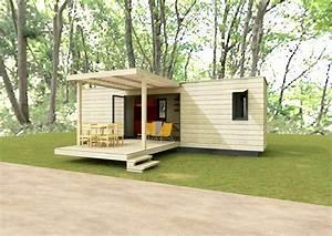 Chalet En Bois Habitable 20m2 : isolation thermique d un chalet en bois ~ Dailycaller-alerts.com Idées de Décoration