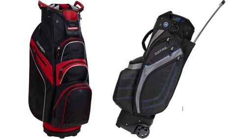 datrek announces   golf bags    golf