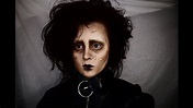 Edward Scissorhands Makeup Tutorial - YouTube