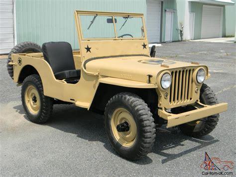 cj jeep wrangler jeep willys cj 2a army like cj5 cj6 cj7 cj8 wrangler