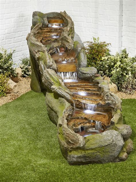 Rapid Waters Water Feature - WaterFeatures.com