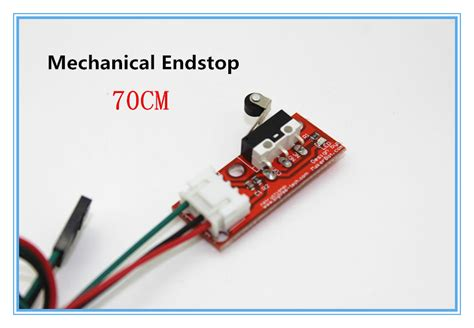 printer mechanical endstop switch for reprap rs 75 1pcs high quality mechanical endstop with wheel for reprap 3d